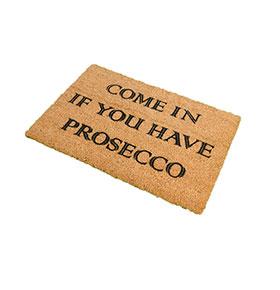 Tapete de Entrada Artsy  Doormats® | Prosecco