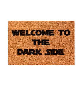Tapete de Entrada Artsy  Doormats® | Dark Side