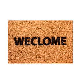 Tapete de Entrada Artsy  Doormats® | Weclome
