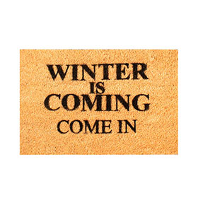 Tapete de Entrada Artsy  Doormats® | Winter