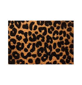 Tapete de Entrada Artsy  Doormats® | Leopardo
