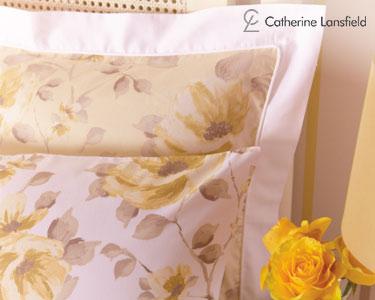 Almofada Decorativa c/ Enchimento Catherine Lansfield® Loretta