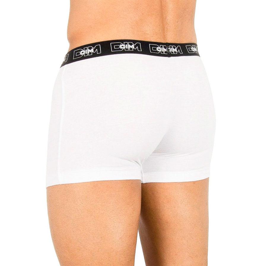 Pack 2 Boxers Dim® | Cinzento e Branco