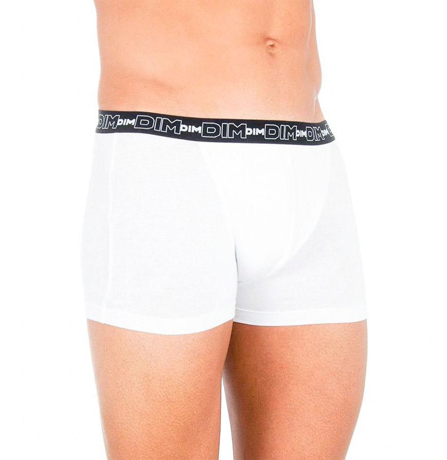 Pack 2 Boxers Dim®   Preto e Branco
