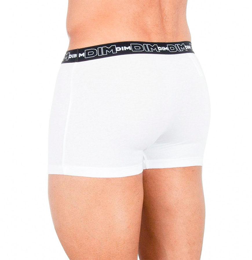 Pack 2 Boxers Dim® | Preto e Branco