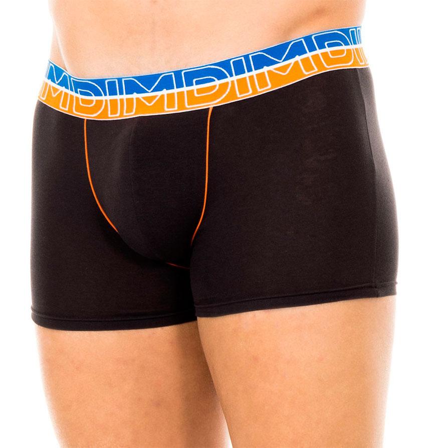 Pack 2 Boxers Dim® | Preto e Azul