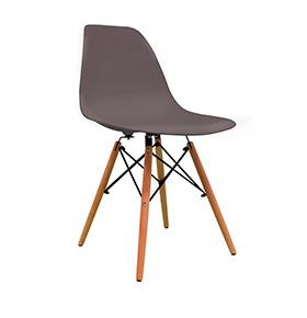 Cadeira Nórdica Tower | Cinza