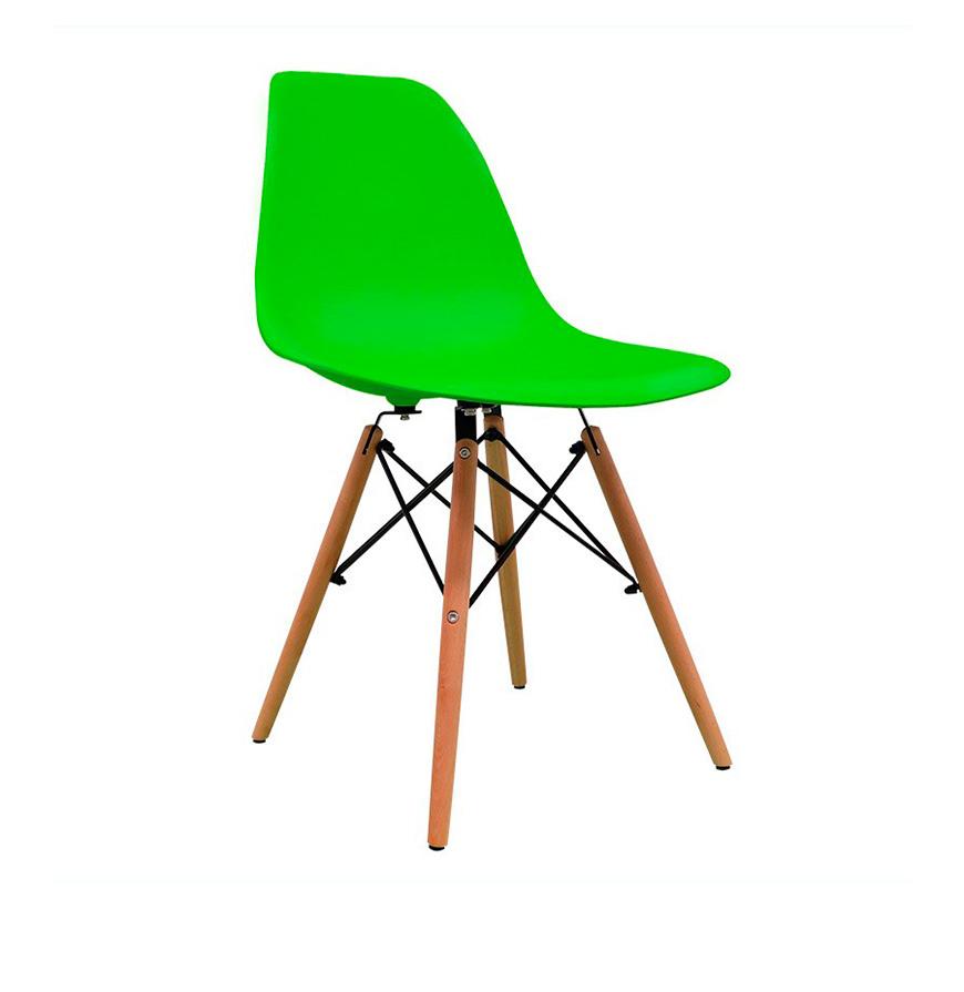 Cadeira Nórdica Tower | Verde