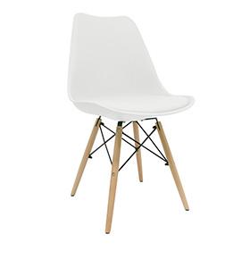 Cadeira Nórdica Tilsen| Branco