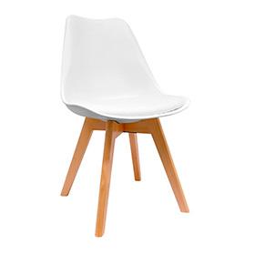 Cadeira Nórdica Synk| Branco