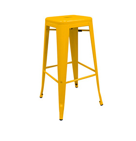 Banco Industrial Torix | Amarelo