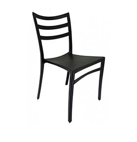 Cadeira Nivet | Preto