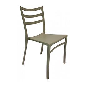 Cadeira Nivet | Bege