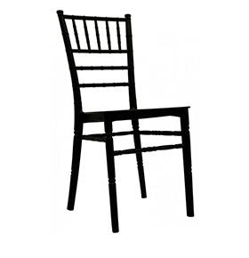 Cadeira Tiffany Réplica | Preto