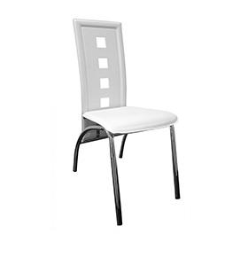 Cadeira de Sala de Jantar Neus | Branco