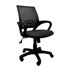 Cadeira de Escritório Midi | Preto