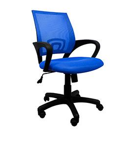 Cadeira de Escritório Midi | Azul