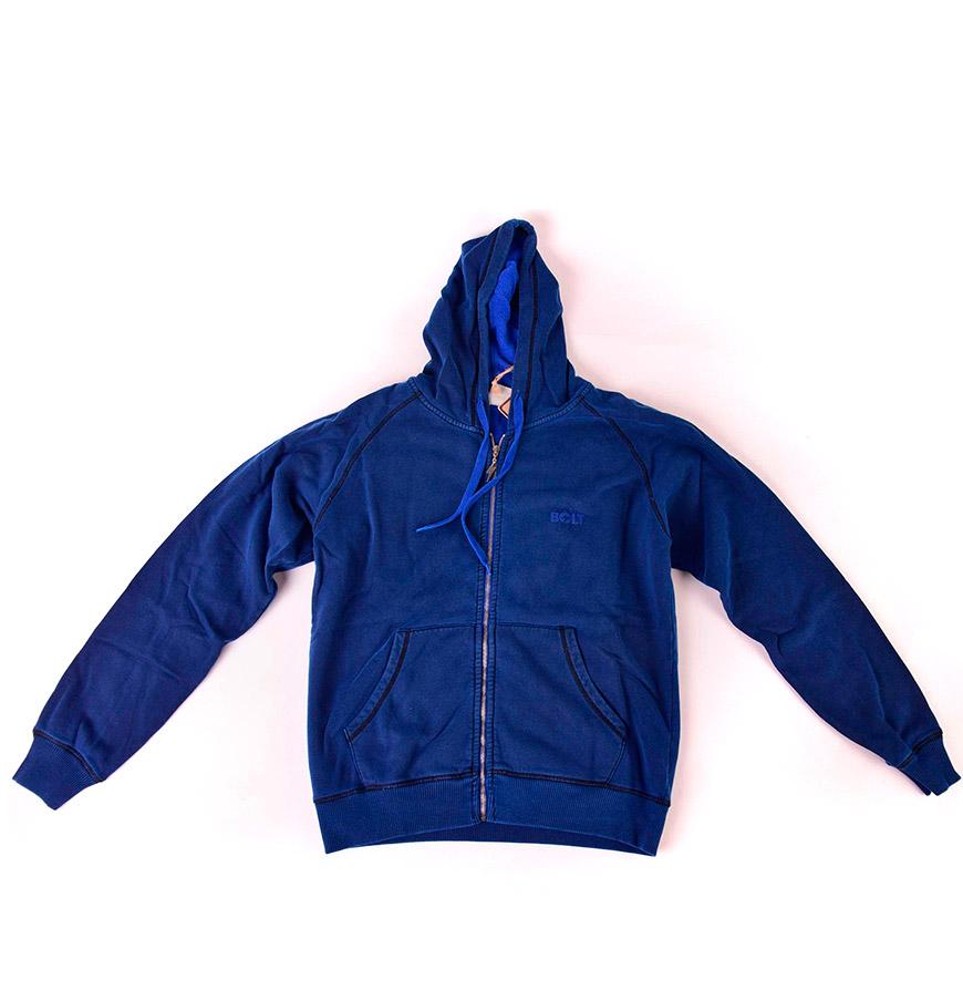 Casaco Lightning Bolt® com Capuz | Azul