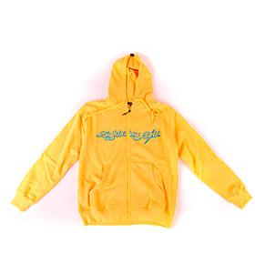 Casaco Lightning Bolt® com Capuz | Amarelo