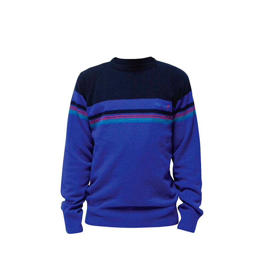 Camisola Lightning Bolt® | Azul e Preto