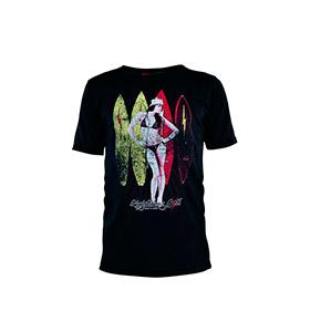 T-shirt Lightning Bolt® Bolt Princess | Preto
