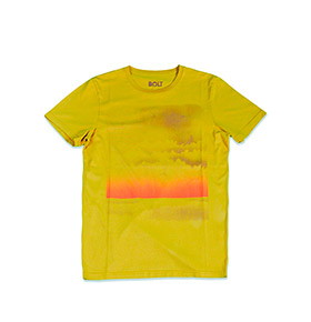 T-shirt Lightning Bolt® Sky Surf | Amarelo