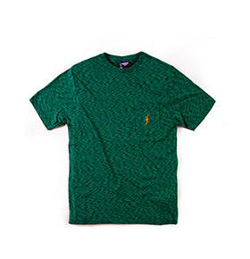 T-shirt Lightning Bolt® Essential | Verde