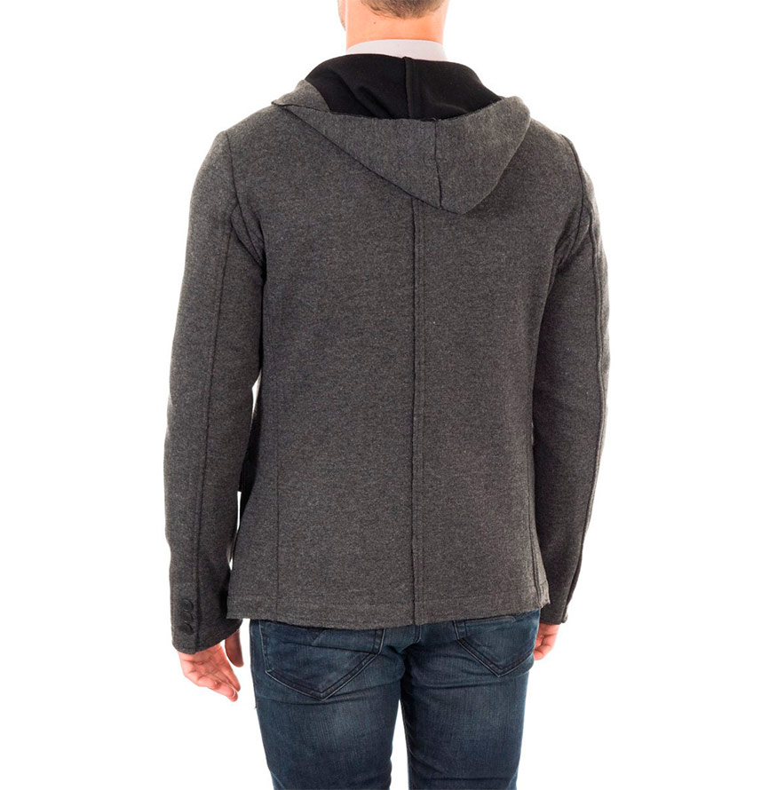 Blazer Antony Morato® com Capuz | Cinza Escuro