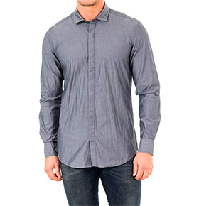 Camisa Azul Antony Morato®