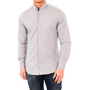 Camisa Antony Morato® Cinza Pérola