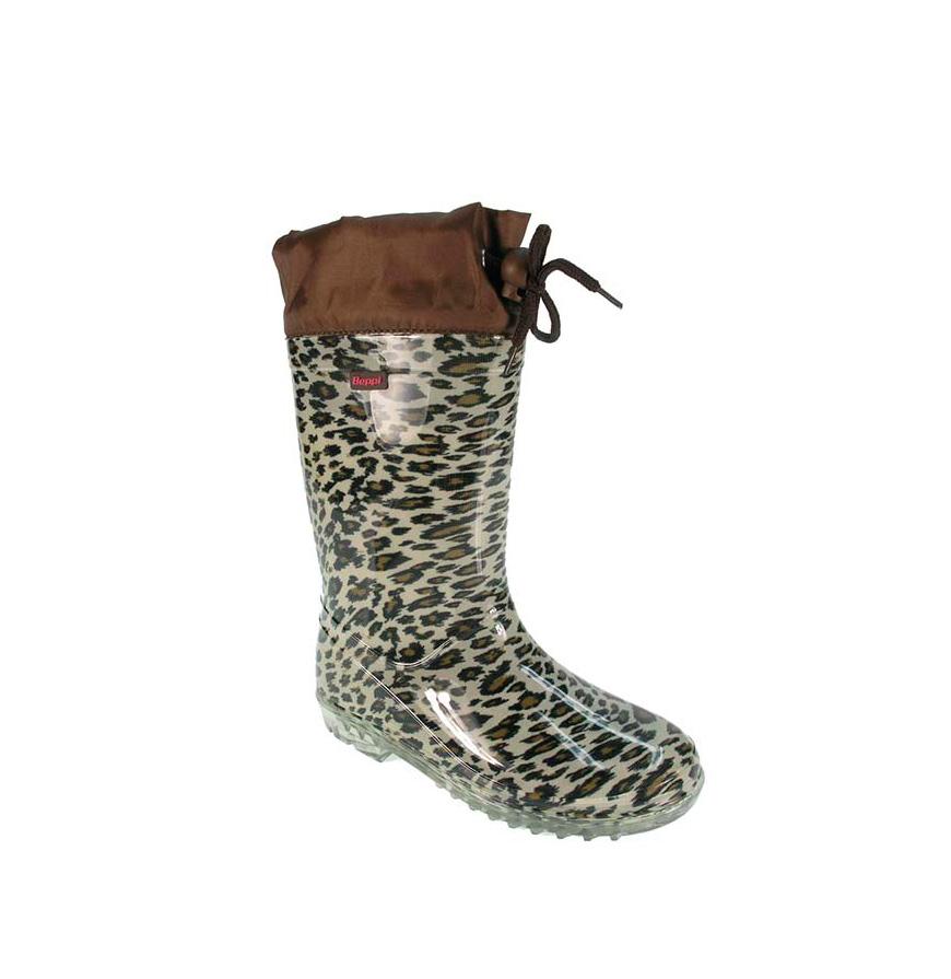 Galochas Beppi®   Leopardo