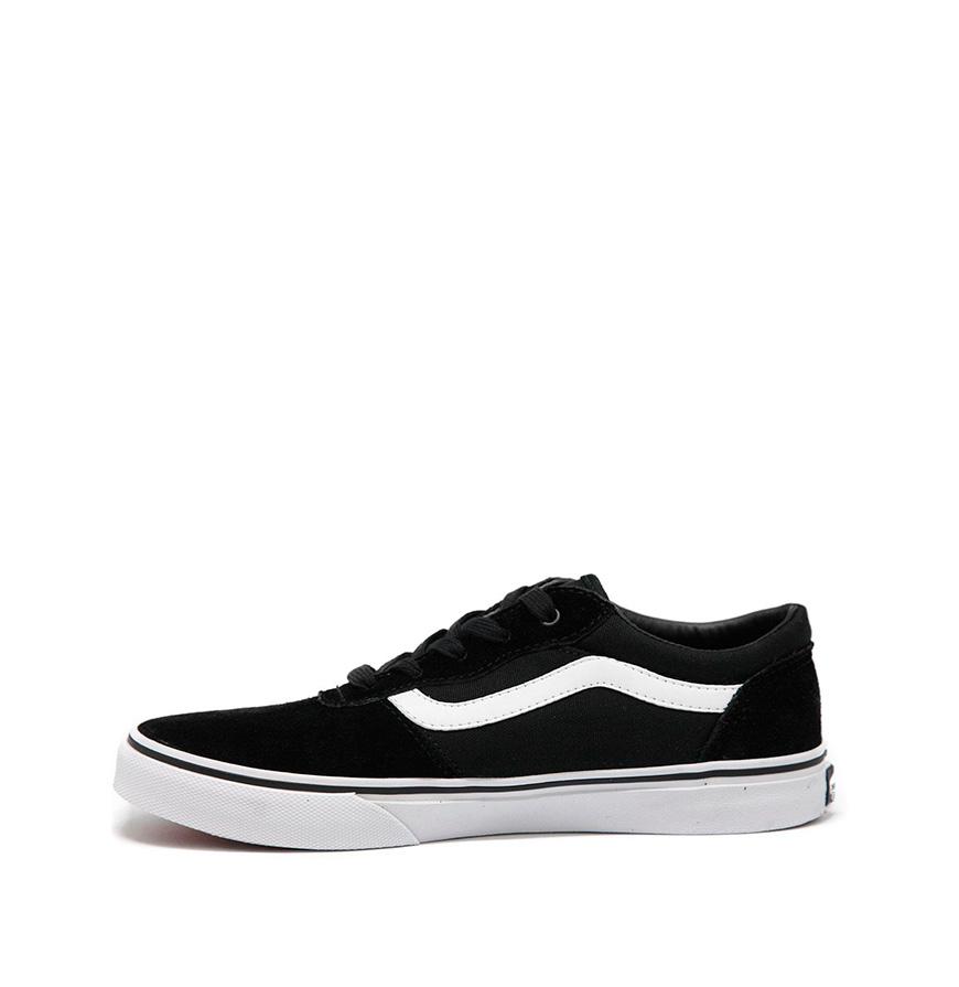 Ténis Vans® Milton Black White