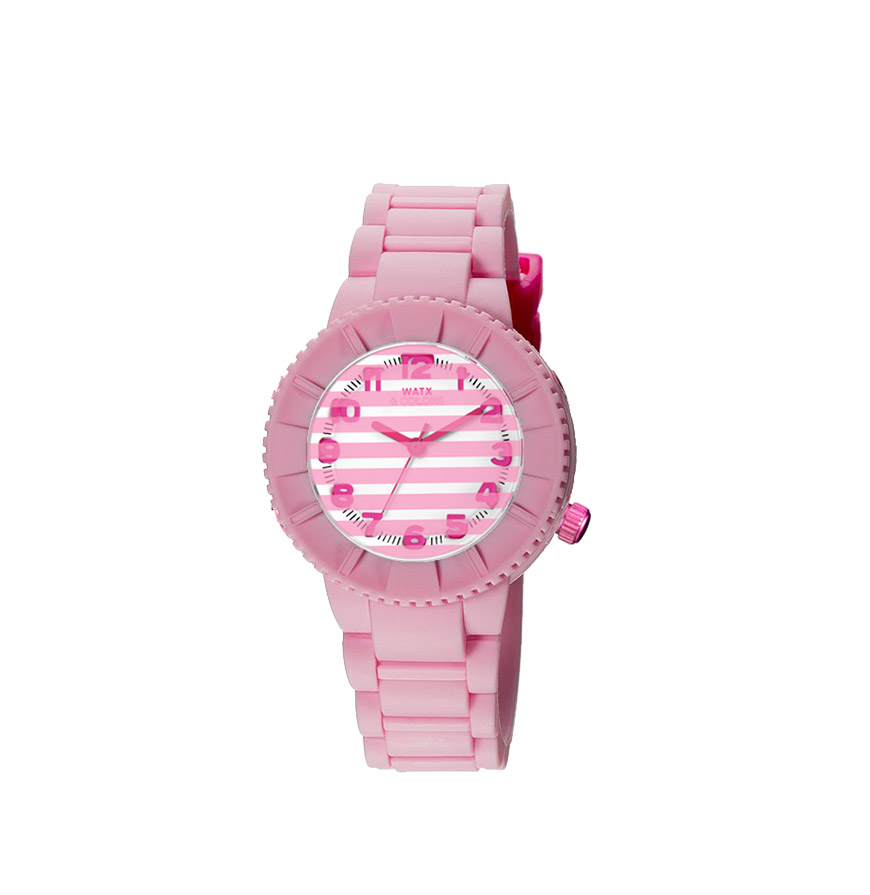 Relógio Watx & Colors® Barbie Kids |Rosa