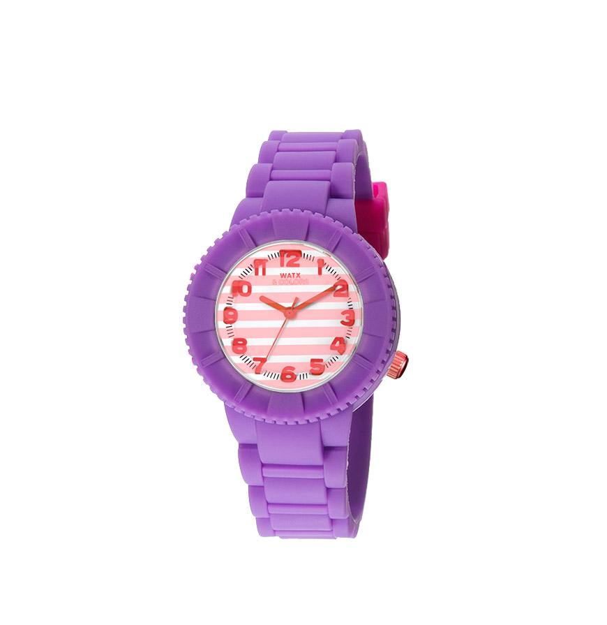 Relógio Watx & Colors® XS Barbie Kids | Salmão