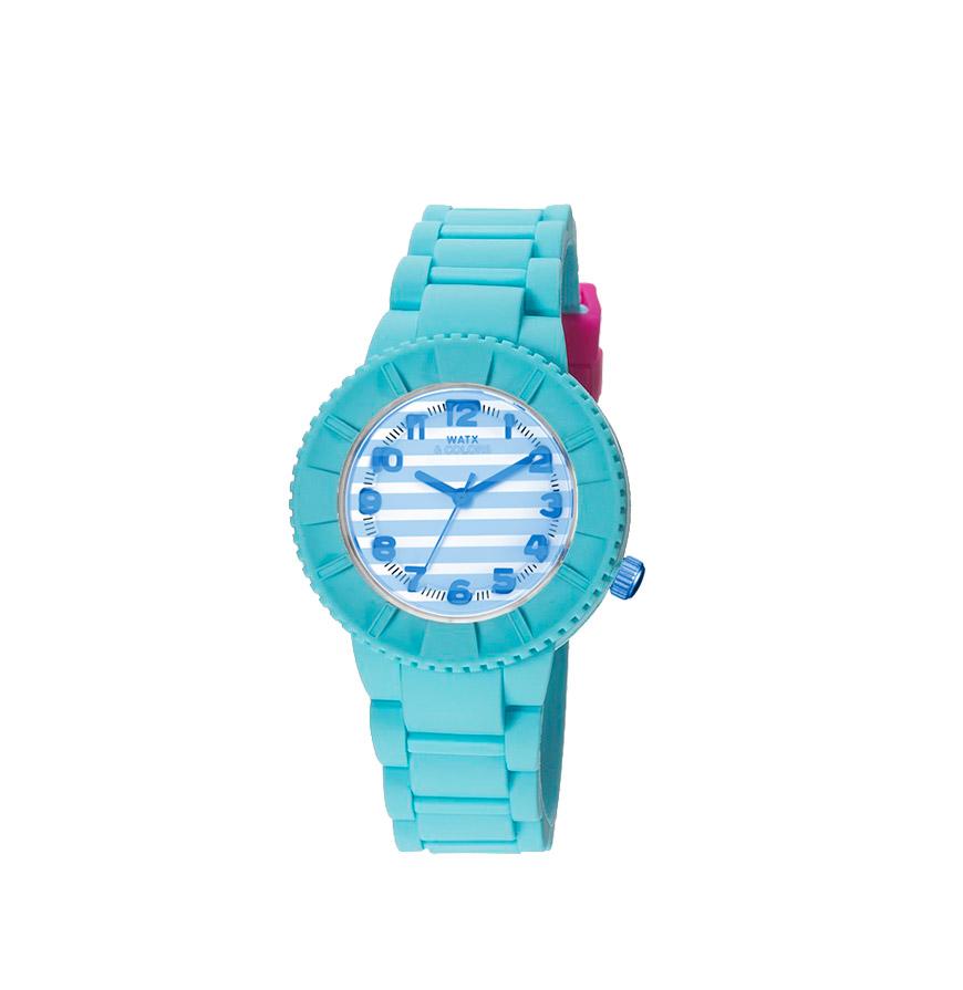 Relógio Watx & Colors® XS Barbie Kids   Azul