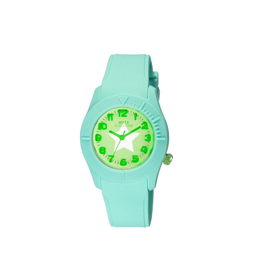 Relógio Watx & Colors® XS Smart Sixties | Verde
