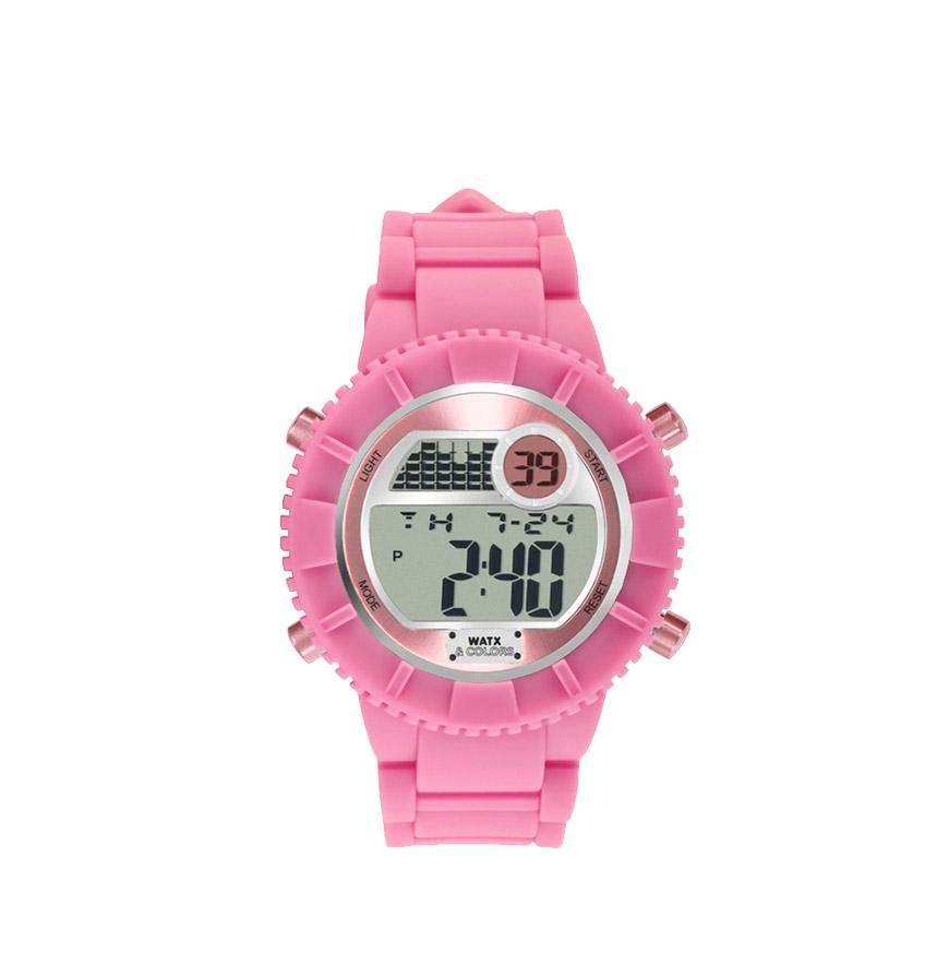 Relógio Watx & Colors® M  Rock | Rosa