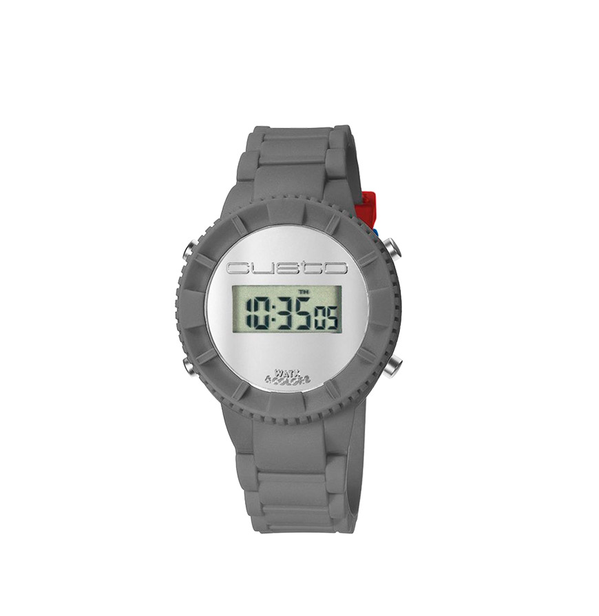 Relógio Watx & Colors® M Original | Cinzento