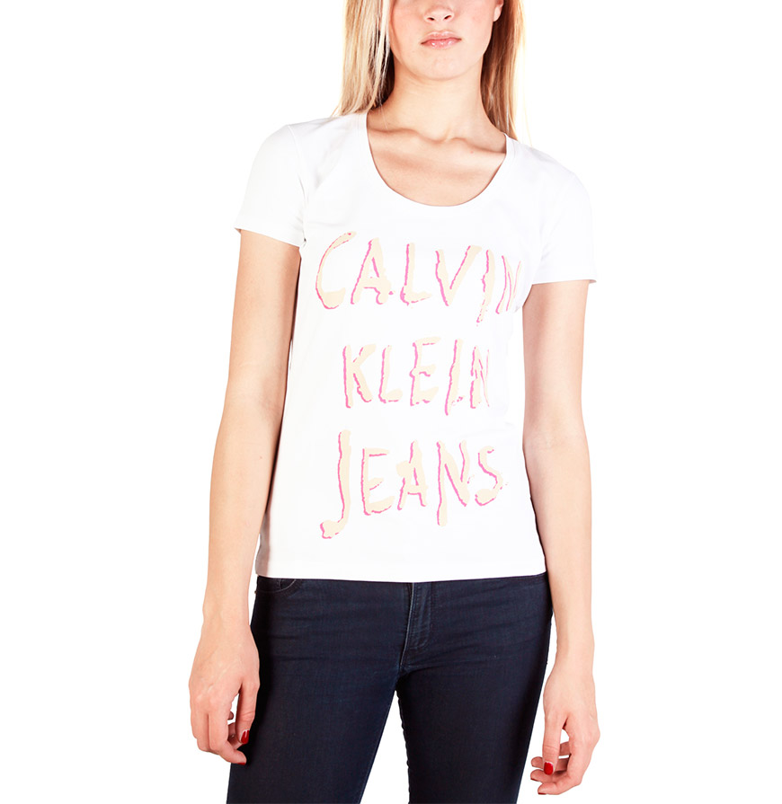 T-Shirt Calvin Klein® |  Branco