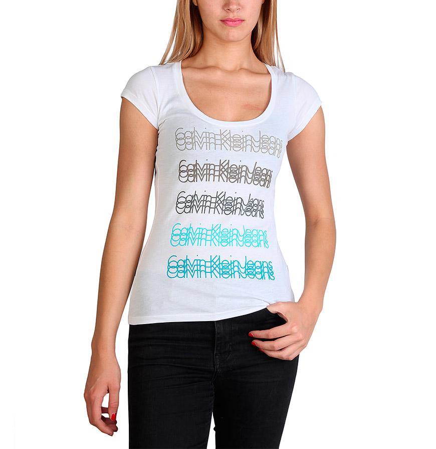 T-Shirt Calvin Klein® |  Branca
