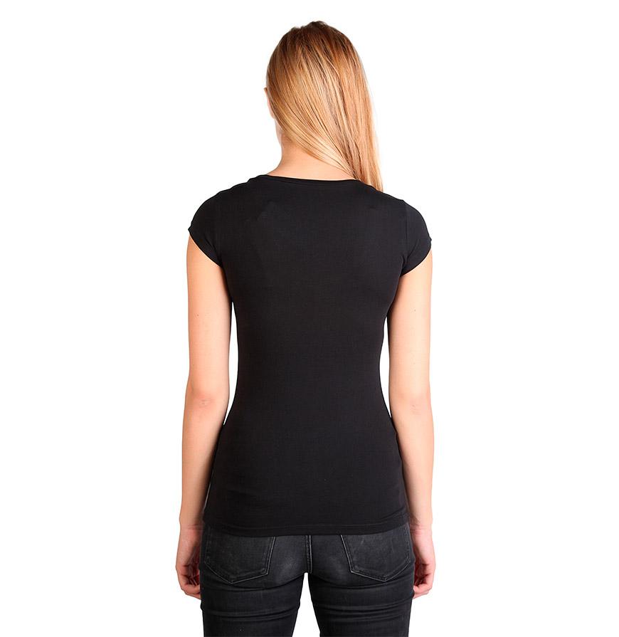 T-Shirt Calvin Klein®    Preta