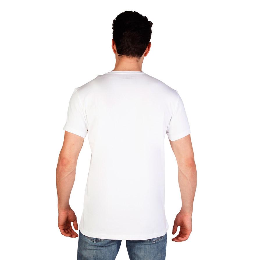 T-Shirt Homem Calvin Klein® |  Branco
