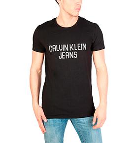 T-Shirt Calvin Klein® |  Preto