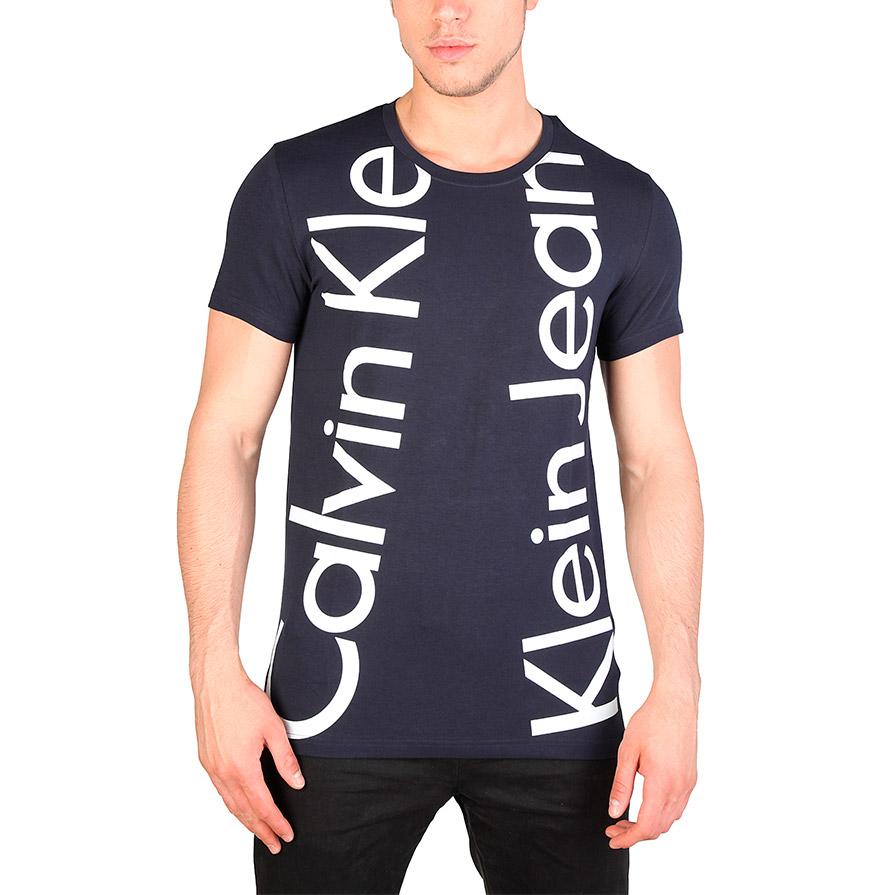 T-Shirt Calvin Klein® |  Azul