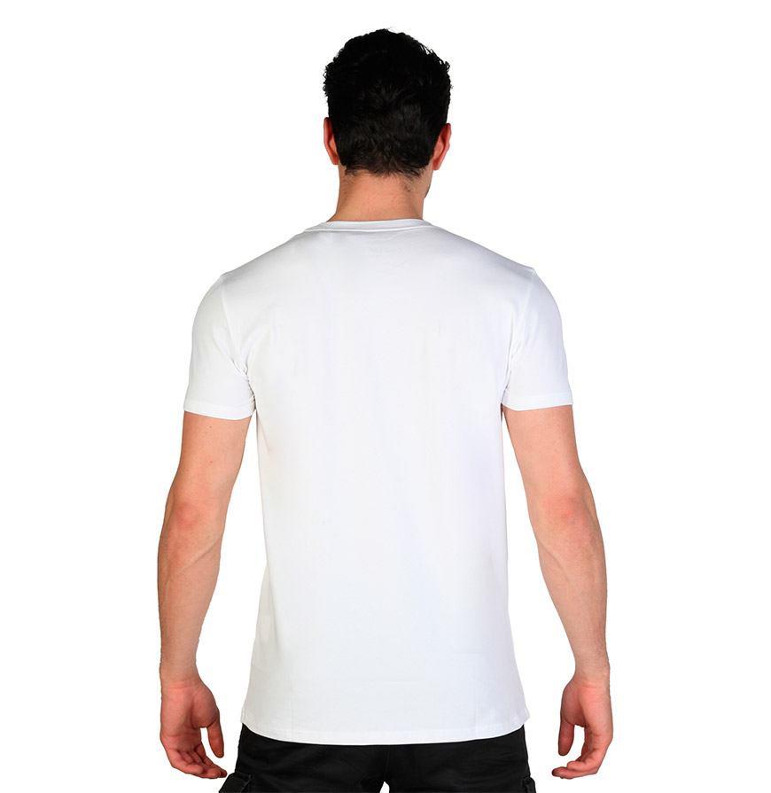 T-Shirt Fit Calvin Klein® | Branco