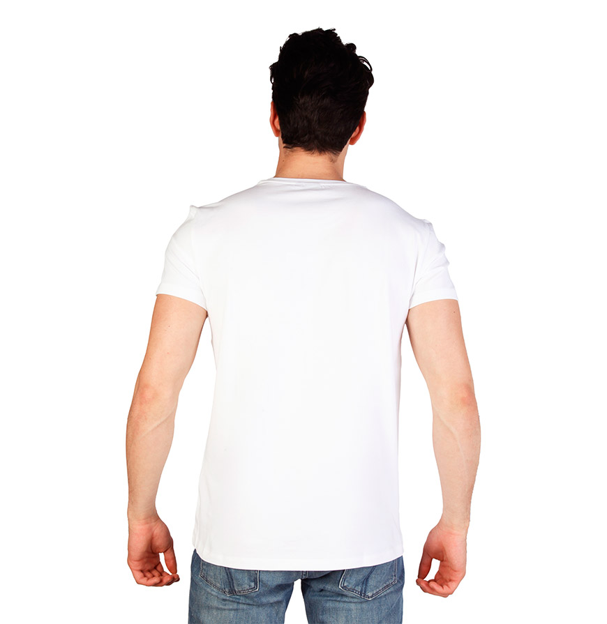 T-Shirt Calvin Klein®    Branco