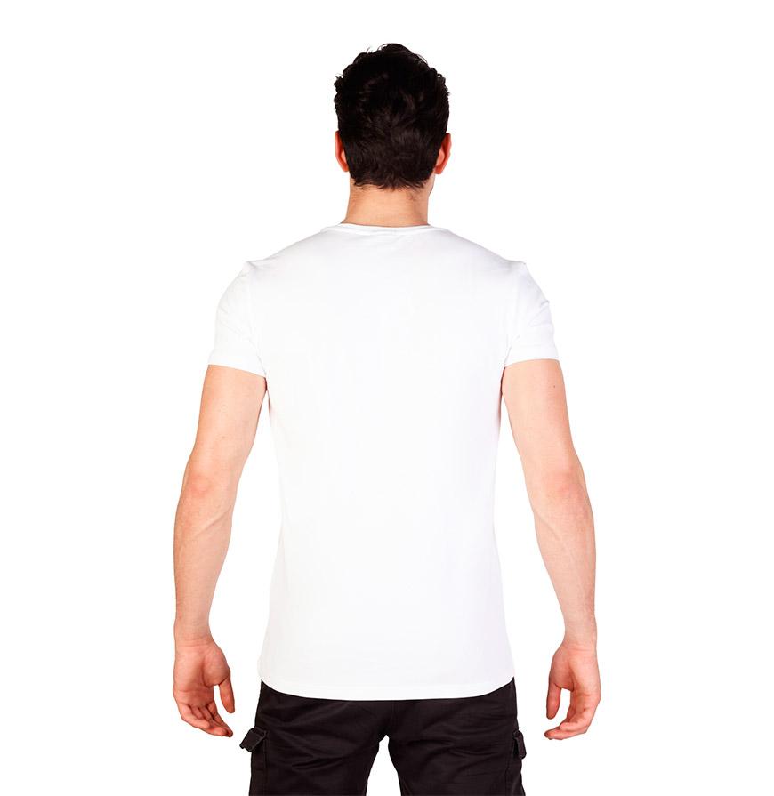T-Shirt SF Calvin Klein®    Branco