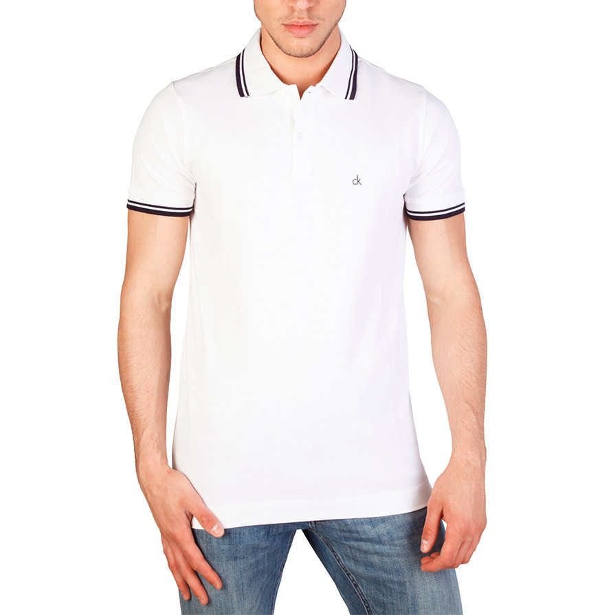 Polo Calvin Klein® |  Branco