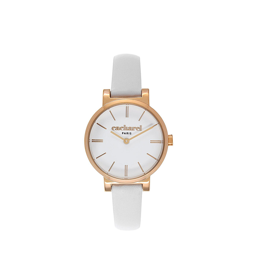 Relógio Cacharel® CLD0271BB   Branco