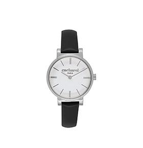 Relógio Cacharel® CLD027BA   Preto e Branco